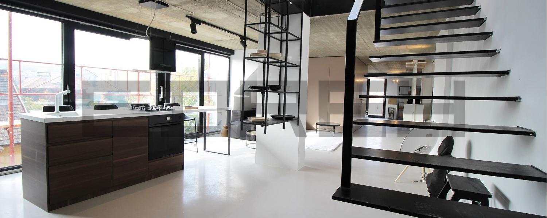 Perfektný moderný 3i dizajnový mezonet v centre mesta na Heydukovej