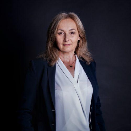 Katarína Matoušková - senior real estate agent
