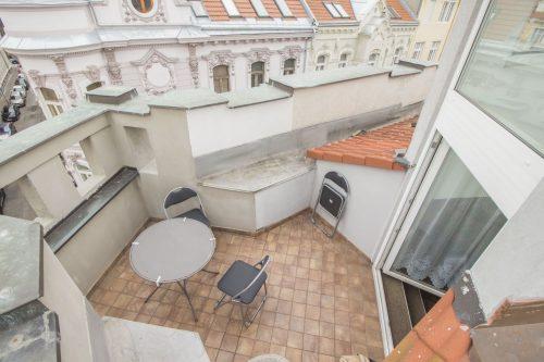 Tolstého, 811 06 Bratislava - 3i byt s terasou