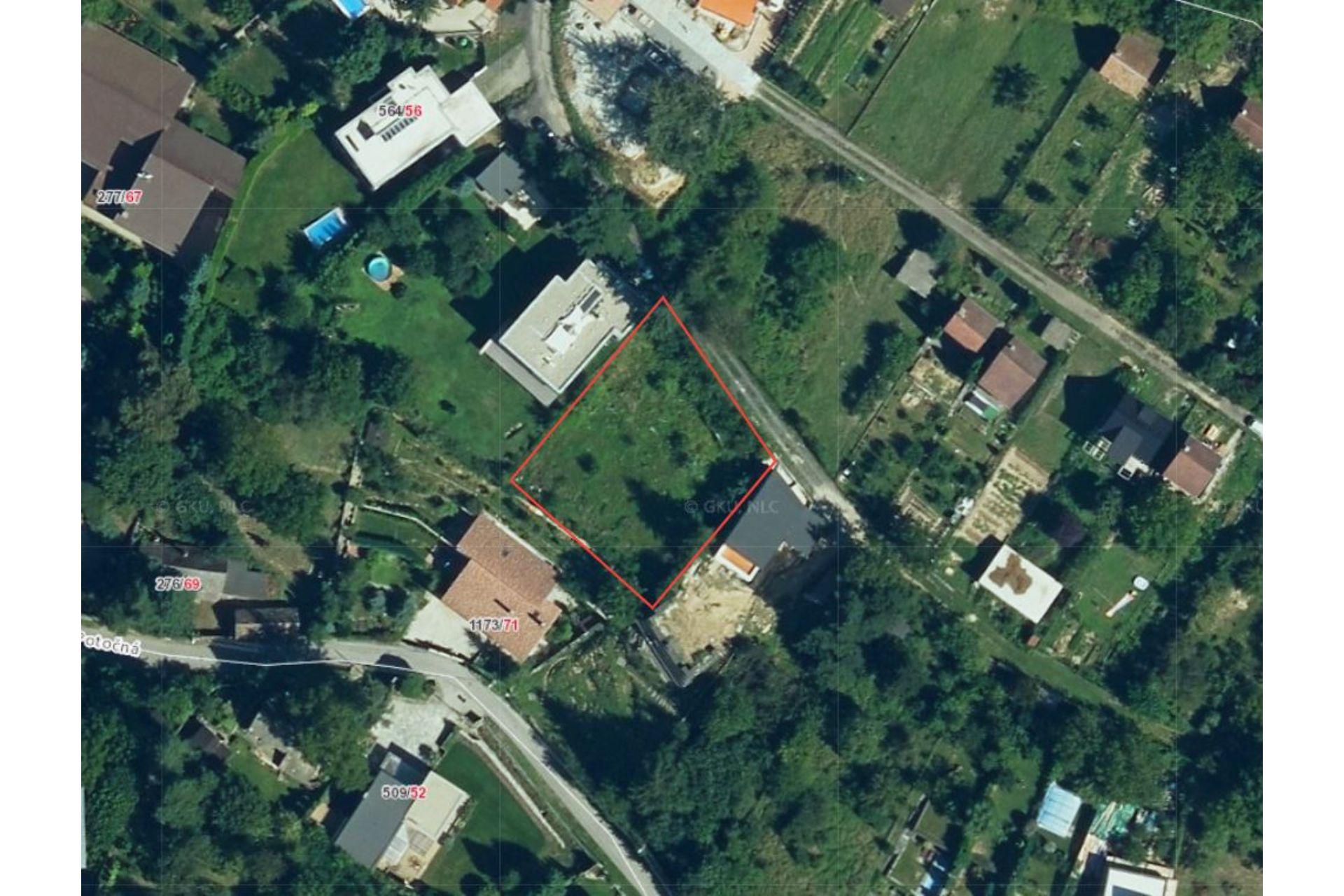 ulica Lesná, 900 33 Marianka - stavebný pozemok