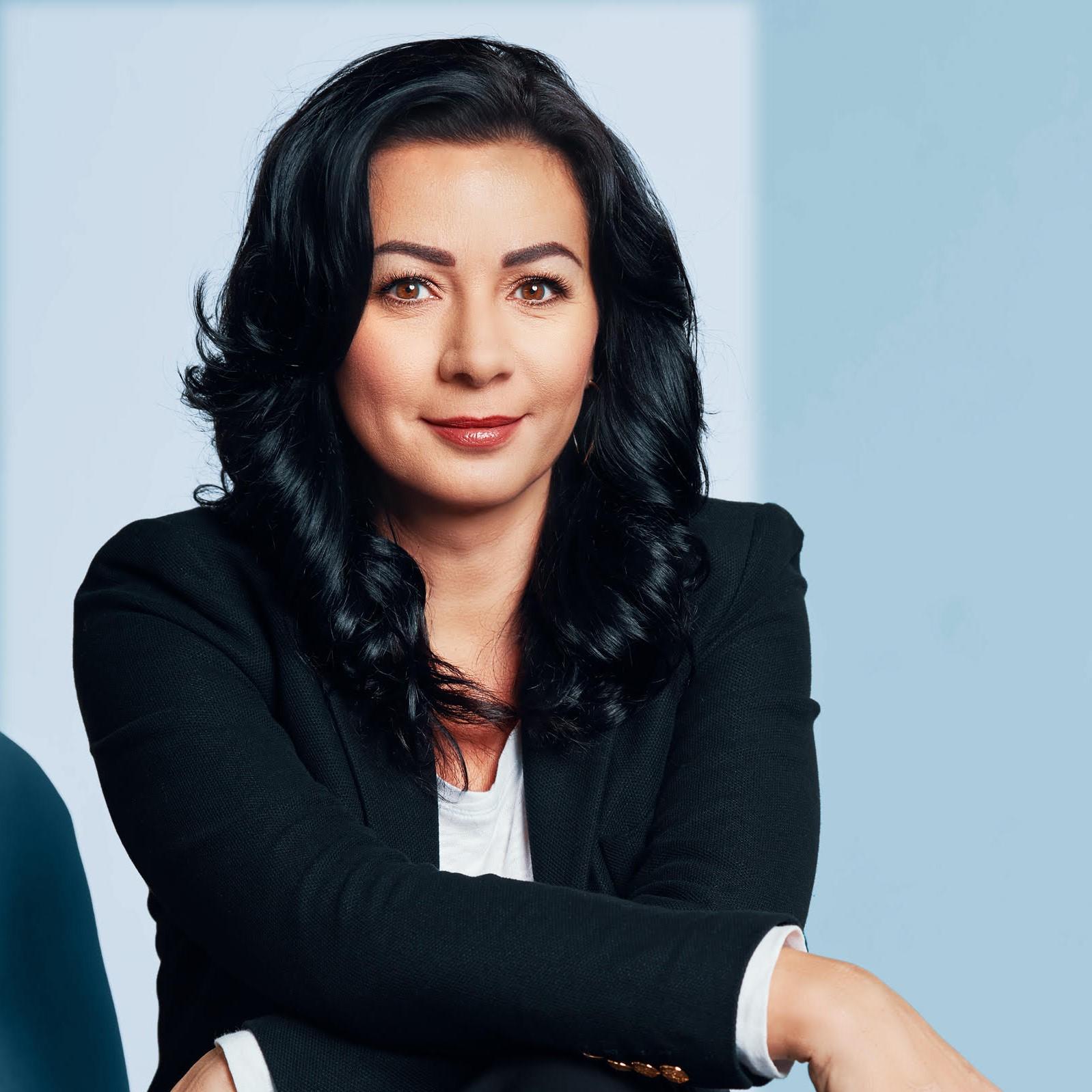 Ing. Alexandra Lipianska - senior real estate agent